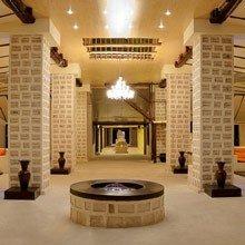 Соляной отель в пустыне Уюни Palacio de sal