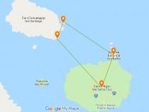 Яхта La Pinta. Северные Галапагосские острова